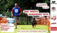 14.04.2018 - ZKK NAKTS KANIKROSS'2018